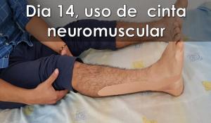 Uso de vendaje neuromuscular