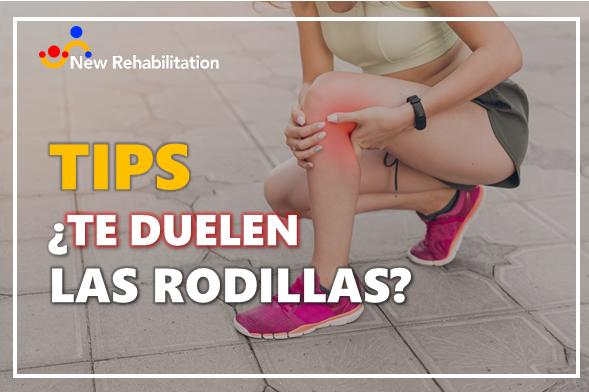 Tips, para tener unas rodillas más sanas