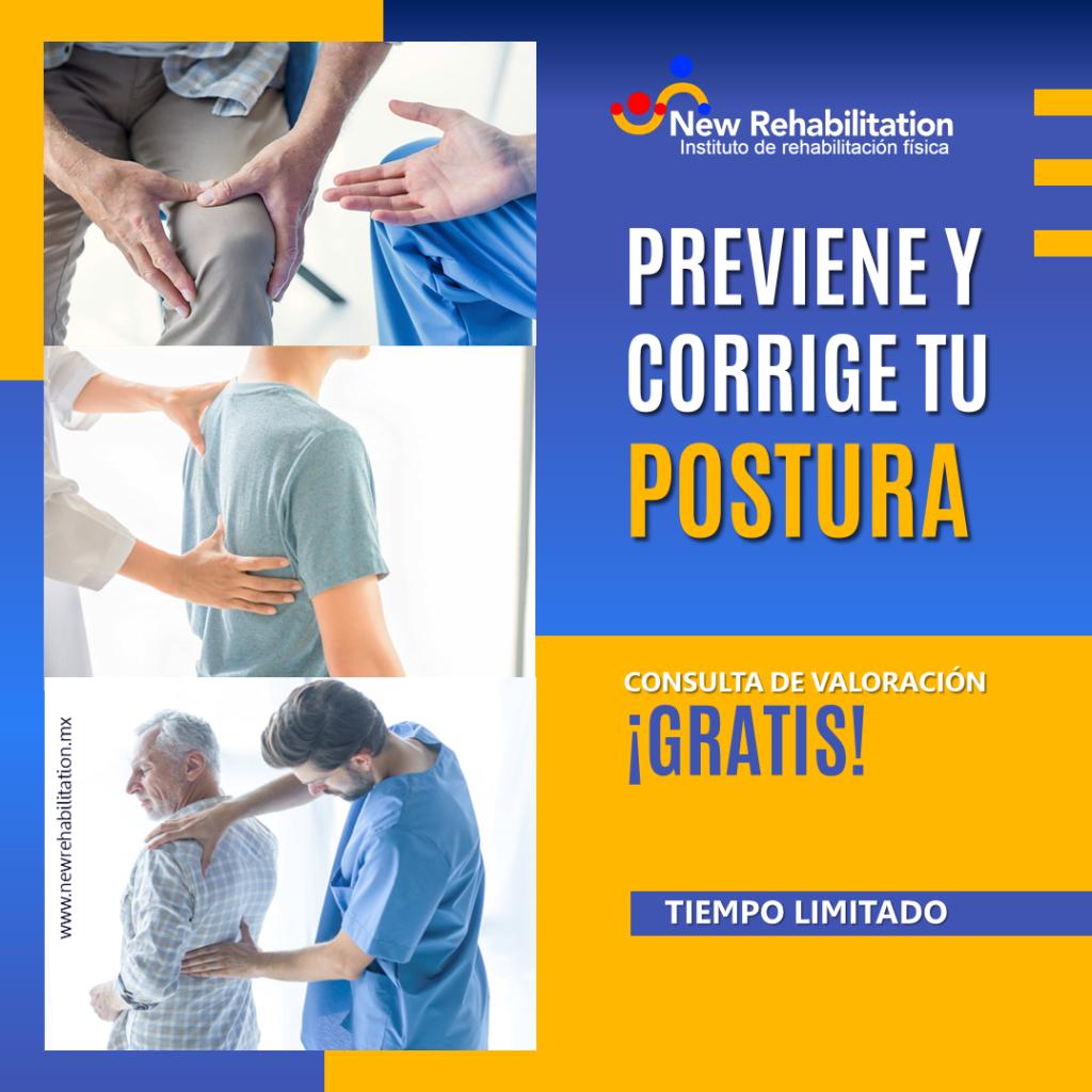 valoración postural